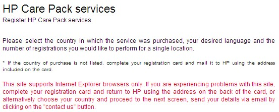 This site supports Internet Explorer browsers only