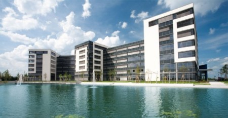 Business Campus München : Garching